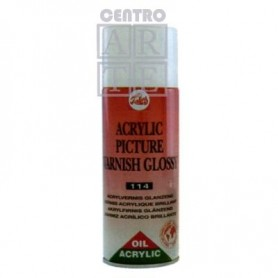BARNIZ ACRILICO BRILLANTE 114 400ML