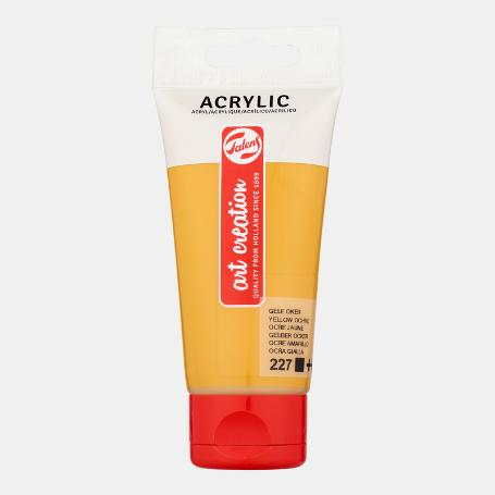 ACRILICO ARTCREATION 227 OCRE AMARILLO 200ML