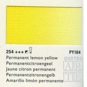 COBRA  STUDY 40ML. 254 AMARILLO LIMON PERMANENTE